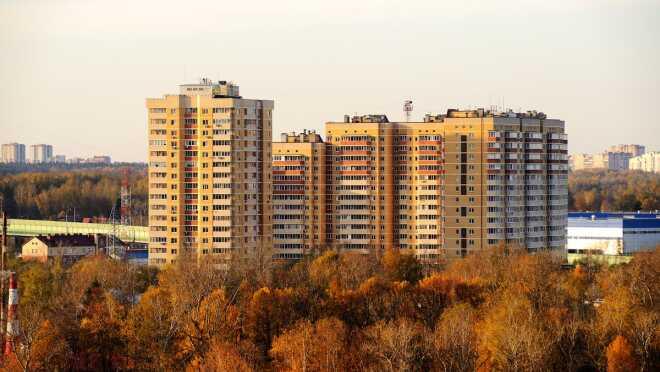 ЖК Ново-Хлебниково